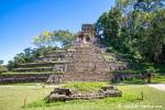 Der Kreuztempel, Palenque