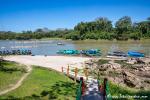 Rio Usumacinta, Frontera Corozal