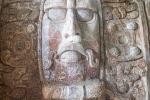 Archäologische Stätte Kohunlich - Tempel der Masken