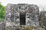 Schlangenmaul-Eingang, Hormiguero (Zona Arqueológica de Hormiguero)