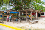 Obststand in Bacalar