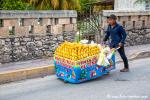 Mangoverkäufer in Bacalar
