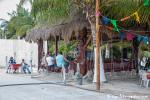 Bar in Mahahual