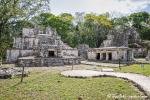 Archäologische Stätte in Muyil