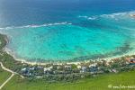 Riviera Maya aus der Luft