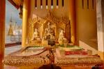 Fußabdruck Buddhas - Shwedagon Pagode