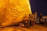 Beten am Goldenen Felsen bleibt den Männern überlassen - Frauen haben keinen Zutritt