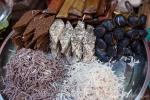 Allerlei aus Kokos - Markt in Bago
