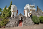Eingang zum Dama Lin Khar Ra Kloster