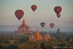 Pagodenfeld in Bagan