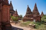 Pagoden in Bagan
