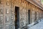 Reich mit Schnitzereien verziert - Shwe Kyaung Kloster auch Goldenes Kloster
