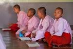 Im Nonnenkloster von Nyaungshwe