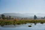 Landschaft am Inle See