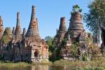 Stupas von Sanghar