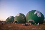Ballonfahrt mit Oriental Ballooning
