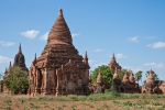 Pagodenfeld in Bagan