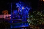 Weihnachtslichtershow im Hotel Red Canal