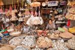 Trockenfisch - Markt in Mandalay