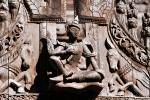 Shwe Kyaung Kloster auch Goldenes Kloster