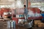 Küche im Mahagandayon Kloster