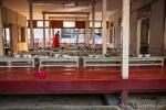 Einer der Speisesäle im Mahagandayon Kloster