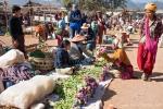 Markt von Indein
