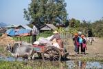 Nach dem Markt von Sagaing