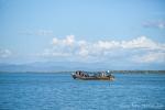 Unterwegs auf dem Fluss Kaladan