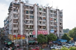 Wohnhaus in Yangon