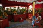 Medium, das die Verbindung zum Jenseits herstellt in der Hantharwaddy Pagode