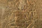 Im Inneren des Nanpaya Tempel