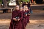 "Kloster ""Nathauk"" in Bagan"