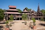 Holzkloster Youk Soun Kyaung