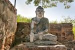 Buddha der Yadana Hsemee Pagode in Inwa
