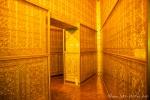 Die Botataung Pagode ist von innen vollständig vergoldet