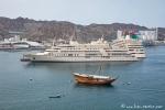 Die Yacht des Sultans