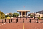 Königliche Palast Qasr al-ʿAlam, Muscat