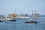 Hafen von Muscat
