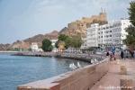 Corniche (Uferpromenade), Muscat