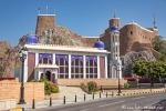 Fort Al Mirani mit der Al Khor Moschee, Muscat