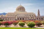 Große Sultan-Qabus-Moschee, Muscat