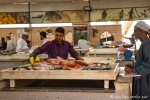 Fleisch- und Fischmarkt von Salalah