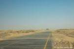 Sandsturm in der Rub al-Khali