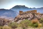 Fort Al-Mazara, im Wadi Dhayqah