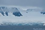 Ausläufer eines Gletschers