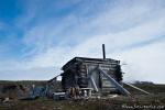 Trapperhütte bei Gjertsenodden