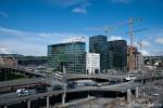 Oslo ist eine große Baustelle