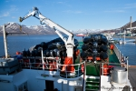 An Bord der Antarctic Dream