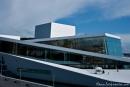 Die Oper in Oslo ist einem treibenden Eisberg nachempfunden